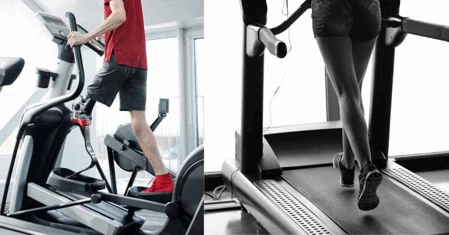 Which Burns More Calories Elliptical or Treadmill